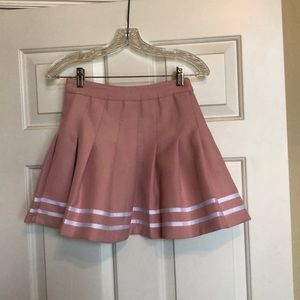 Peachy Pink H & M Skirt